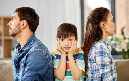 離婚子女撫養權歸屬